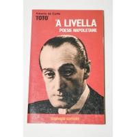 ' A Livella. Poesie napoletane Totò Gremese Editore 1992 W71