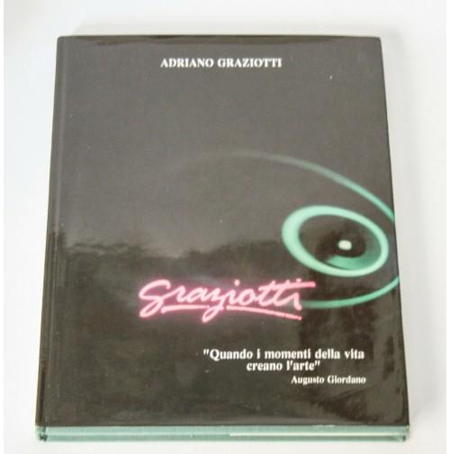 ♥ ADRIANO GRAZIOTTI Libro Arte Augusto Giordano Studio Effe 76 1986 Q11