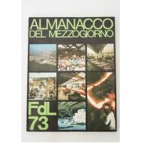 ► ALMANACCO DEL MEZZOGIORNO 1937 FDL 73 Fiera del Levante Bari Puglia P29