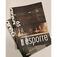 ♥ AREA 65 Rivista di Architettura e Arti del Progetto 2002 Esporre Mario Botta