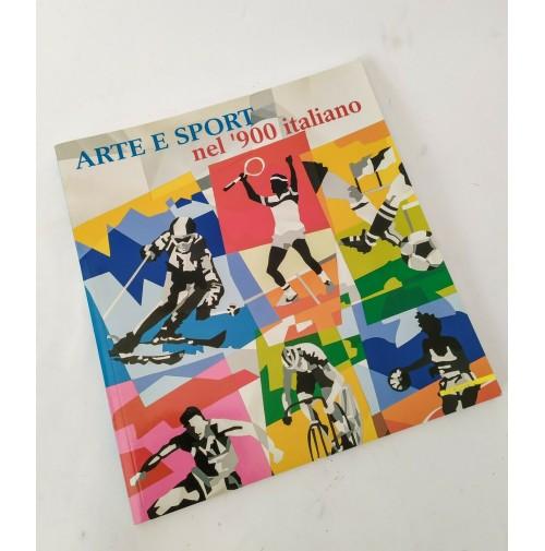 ♥ ARTE E SPORT NEL '900 ITALIANO Mazzotta Luciano Caprile 2004 Nespolo A29