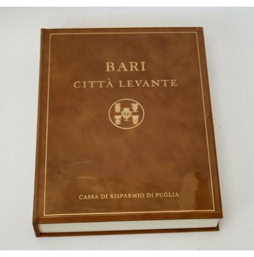 ♥ BARI CITTà LEVANTE ADRIATICA EDITRICE 1969 Spadaro Sansone Gorjux Macinagrossa