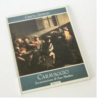 ♥ CARAVAGGIO LA VOCAZIONE DI SAN MATTEO Cento Dipinti Rizzoli E83