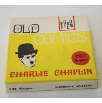 ► CHARLIE CHAPLIN ACQUE TERMALI CHARLOT B/N MUTO FILM SUPER 8 SUPER8 MM