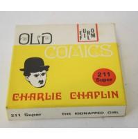 ► CHARLIE CHAPLIN LA RAGAZZA RAPITA CHARLOT B/N MUTO FILM SUPER 8 SUPER8 MM