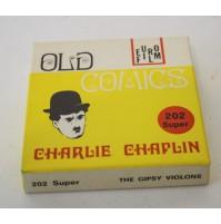 ► CHARLIE CHAPLIN VIOLINI ZIGANI CHARLOT B/N MUTO FILM SUPER 8 SUPER8 MM
