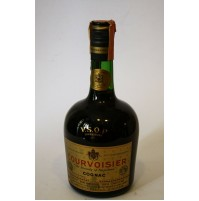 ♥ COURVOISIER COGNAC V.S.O.P. BOTTIGLIA DA 75 CL THE BRANDY OF NAPOLEON VINTAGE