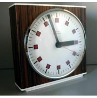 ♥ DIEHL JUNGHANS OROLOGIO TABLE CLOCK SPACE AGE PANTON VINTAGE ANNI 70