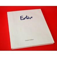 ♥ ESTEVE 32 ZEICHNUNGEN Galerie Nathan Zurich 1990 Libro Arte