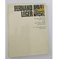 ♥ FERNAND LEGER I Maestri del Novecento 9 Sadea Sansoni 1969 Libro Arte