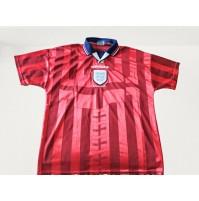 ♥ FOOTBALL SHIRT ENGLAND WORLD CUP FRANCE 1998 AWAY UMBRO VINTAGE TG. XL