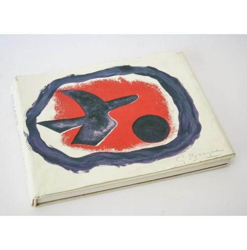♥ GEORGE BRAQUE OPERA GRAFICA Collezione C.S. Museo d'arte Mendrisio 1991