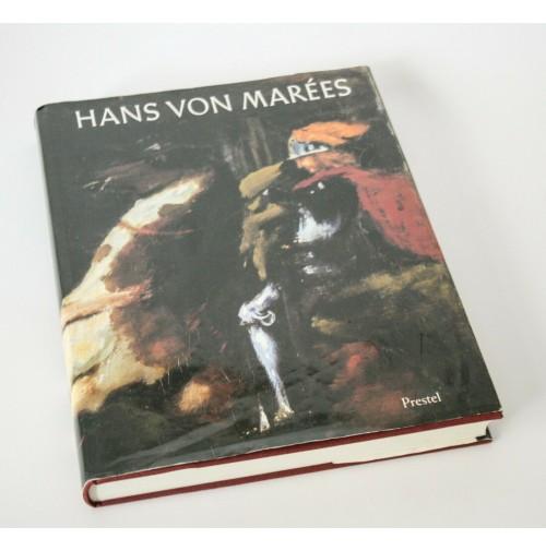 ♥ HANS VON MAREES Prestel 1987 Christian Lenz Libro Arte P05