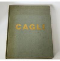 ♥ I CLASSICI DELLA PITTURA CORRADO CAGLI Raffaele De Grada Franco Russoli 1967