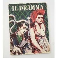 ♥ IL DRAMMA ANNO 23 N.50-51 15 DICEMBRE 1947 1948  RIVISTA TEATRO QUINDICINALE