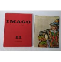 ♥ IMAGO 11 RIVISTA D'ARTE Bassoli Fotoincisioni Nov. 1967 Gilardi NON COMPLETO
