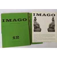 ♥ IMAGO 12 Bassoli Fotoincisioni PROVINCIALI BELFANTI DORFLES PISTORIO NOV. 1968