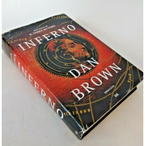 ♥ INFERNO Dan Brown 2013 Mondolibri SM96