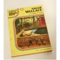 ♥ LA TOMBA DI TS'IN Edgar Wallace Garden Editoriale 1993 Z21