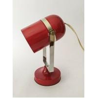 ♥ LAMPADA DA SCRIVANIA VINTAGE SPACE AGE BORDEAUX DESK LAMP DESIGN MIDCENTURY