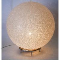 ► LAMPADA ICEGLOBE DESIGN LUMEN CENTER VINTAGE SFERA SPACE IG02M 45CM TAVOLO