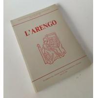 ♥ L'ARENGO Rivista Liceo Ginnasio Quinto Ennio Taranto Anno XV 1992 HD31
