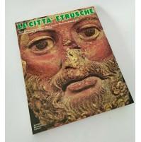 ♥ LE CITTà ETRUSCHE Mondadori 1973 Prima Edizione SM102
