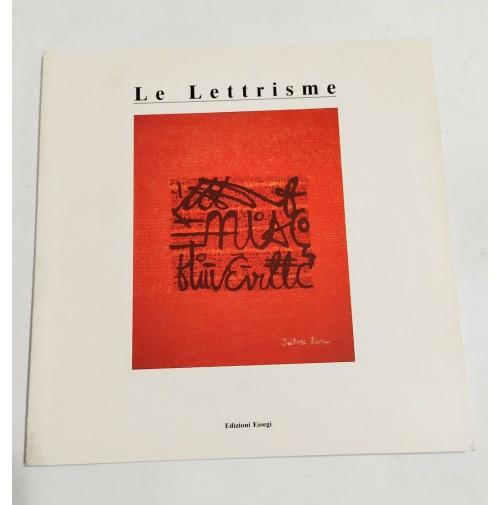 ♥ LE LETTRISME Danielle Londei Edizioni Essegi 1990 X44