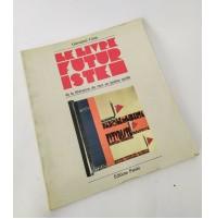 ♥ LE LIVRE FUTURISTE Giovanni Lista Edizioni Panini 1984 Libro Arte