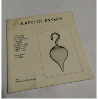 ♥ LE REVE DU PAYSAN Pinacoteca Bari Mostra 1986 Attardi Del Monaco Garzia Ghirri