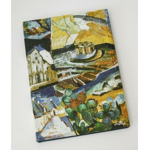 ♥ LINO PICCOLI Trent'anni d'arte per la Puglia 1973-2003 Libro Arte G. Segato
