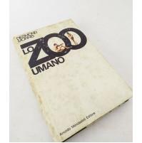♥ LO ZOO UMANO Desmond Morris Mondadori 1970 II Edizione E85