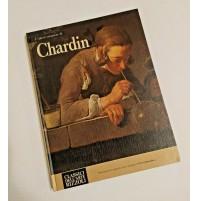 ♥ L'OPERA COMPLETA DI CHARDIN Classici dell'Arte Rizzoli 1983 n. 109