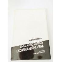 ♥ NICOLA ANDREACE Linguaggio Grafico e Comunicazione Visiva 1990 Massafra W45