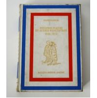 ► ORFEO TAMBURI PEINTRES POETES ET AUTRES RENCONTRES 1936-1972 BAGALONI 1989