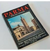 ♥ PARMA Storia, arte e monumenti Guida monumentale e artistica città 1987 Y50
