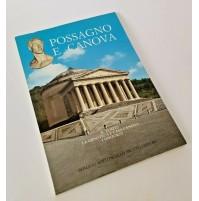 ♥ POSSAGNO E CANOVA Il tempio La Gipsoteca i Dintorni Bertoncello Brotto 85 P21
