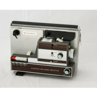 ► PROIETTORE REALMATIC SD-8 DUALZOOM VINTAGE ANNI 70 8 SUPER 8 MM