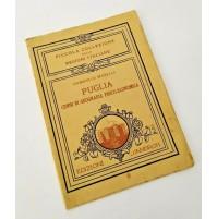 ♥ PUGLIA PICCOLA COLLEZIONE DELLE REGIONI ITALIANE Domenico Maselli Sandron N17