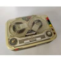 ♥ REGISTRATORE A BOBINE GELOSO G. 268 ALTA FEDELTà MAGNETOFONO VINTAGE radio