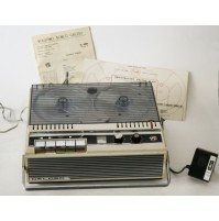 ► REGISTRATORE A BOBINE GELOSO G651 G 651 VINTAGE DESIGN ANNI 60 70 + microfono