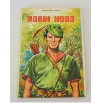 ♥ ROBIN HOOD Alessandro Dumas Editrice Piccoli 1985 illustrazioni di Molino D32
