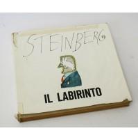 ♥ SAUL STEINBERG IL LABIRINTO Prima Edizione Feltrinelli 1961 S73