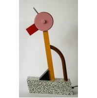 ♥ TAHITI LIGHT LAMP DESIGN 1981 ETTORE SOTTSASS MEMPHIS MILAN LAMPADA VINTAGE