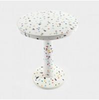 ♥  TAVOLO KYOTO DESIGN SHIRO KURAMATA MEMPHIS 1983 SIDE TABLE TAVOLINO VINTAGE