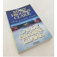 ♥ TI HO GUARDATO DORMIRE Mary & Carol Higgins Clark Sperling Paperback 2005 H20