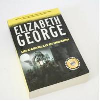 ♥ UN CASTELLO DI INGANNI Elizabeth George Best Thriller Longanesi 2016 B43