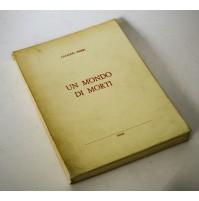 ♥ UN MONDO DI MORTI Cataldo Pierri Edime 1971 N01
