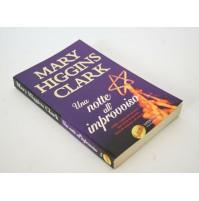♥ UNA NOTTE ALL'IMPROVVISO Mary Higgins Clark Sperling Paperback 2006 S67