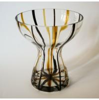 ♥ VASO IN VETRO DI MURANO DESIGN CARLO NASON COLLECTION ITALIAN GLASS VINTAGE